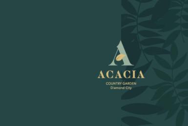 Acacia, Country Garden Diamond City - Rumah Selangorku 1