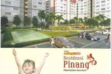 Residensi Pinang Hillpark - Rumah SelangorKu 1