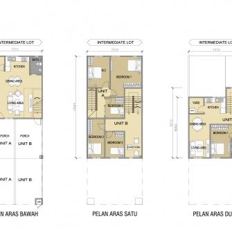 Seri Kenanga Townhouse, Saujana Perdana - Rumah SelangorKu 2