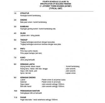 Seri Kenanga Townhouse, Saujana Perdana - Rumah SelangorKu 3