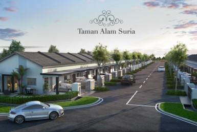Taman Alam Suria, Bandar Puncak Alam - Rumah SelangorKu 1